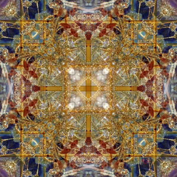 Digital Art - Knots Xii by Kenneth Hadlock