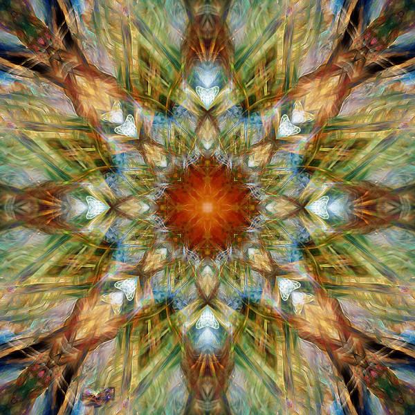 Digital Art - Knots Xvi by Kenneth Hadlock