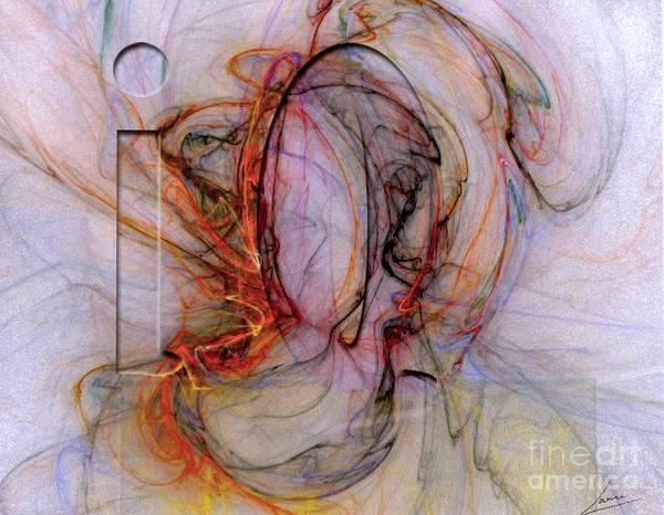 Digital Art - Knowledge by Lance Sheridan-Peel
