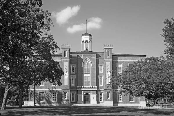 Photograph - Knox College Old Main by University Icons