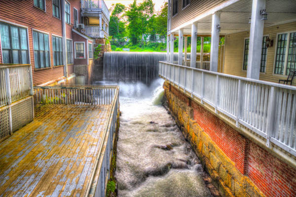 Mbna Wall Art - Photograph - Knox Mill  by Kevin Kratka
