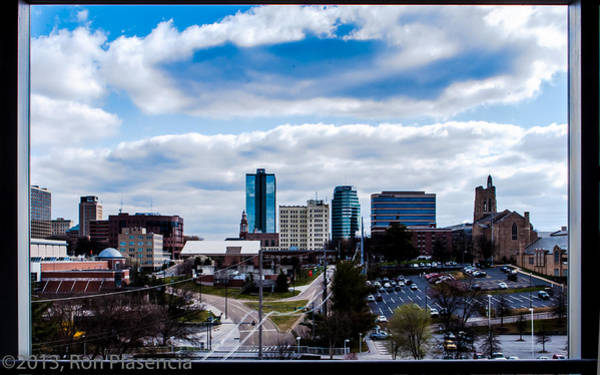 Wall Art - Photograph - Knoxville Overview by Ron Plasencia