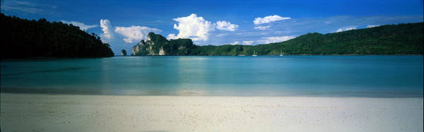 Phi Photograph - Ko Phi Phi Islands Phuket Thailand by Panoramic Images