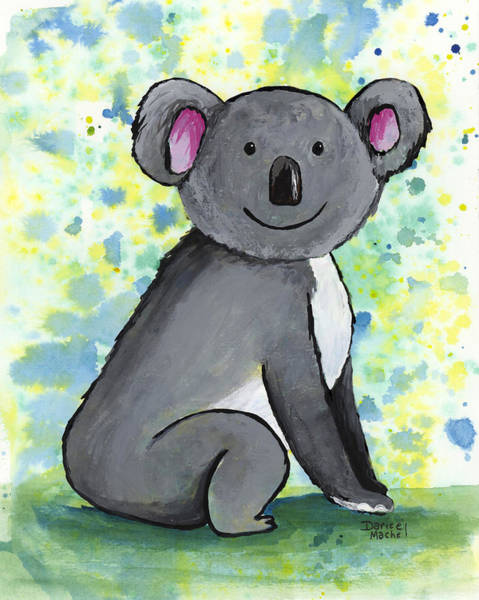 Painting - Koala Bear by Darice Machel McGuire