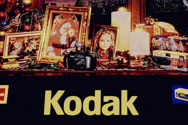 Photograph - Kodak Memories by Joann Vitali