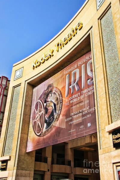 Jessica Alba Photograph - Kodak Theatre by Mariola Bitner
