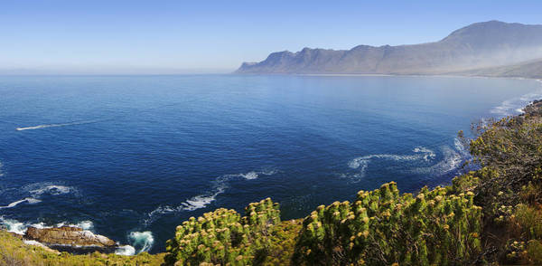 Viewpoint Photograph - Kogelberg Area View Over Ocean by Johan Swanepoel