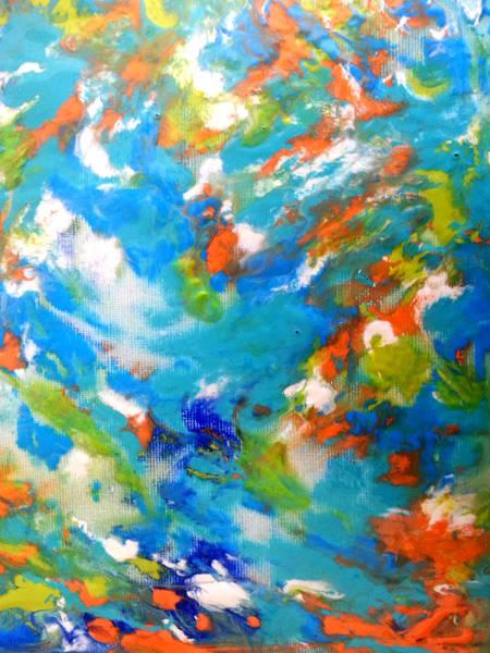 Painting - Koi by Nikki Dalton