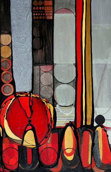 Painting - Kol Dichfin by Marlene Burns
