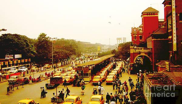 Photograph - Kolkata by Andrea Anderegg