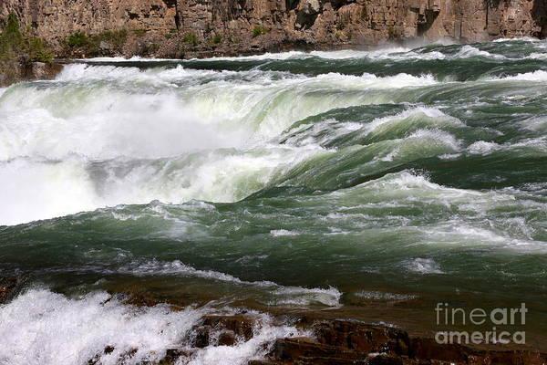 Photograph - Kootenai Falls by Carol Groenen