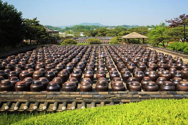 Jar Photograph - Korean Taste by Light Of Peace