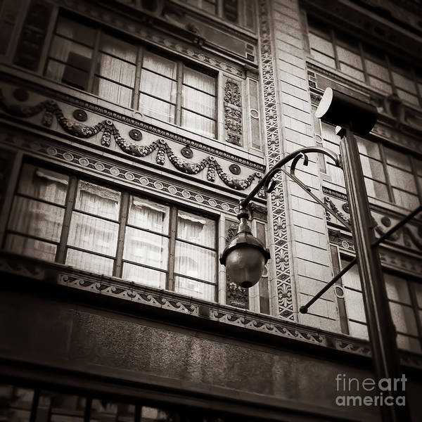 Photograph - Kress Building Memphis Tennessee by T Lowry Wilson