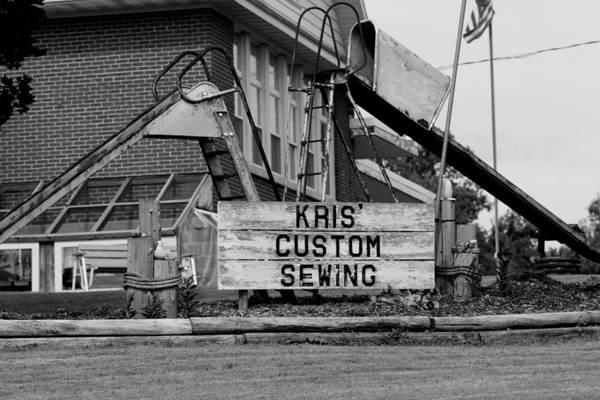 Photograph - Kris' Custom Sewing by Jp Grace