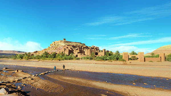 Ait Benhaddou Photograph - Ksar Of Ait-ben-haddou, Unesco World by Jason Langley