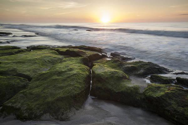 Photograph - Kure Beach Sunrise by Doug McPherson
