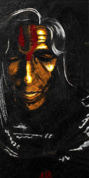 Mumbai Painting - Kush by Sanjay Thapar