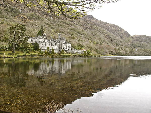 Photograph - Kylemore Abbey by Kim Pippinger