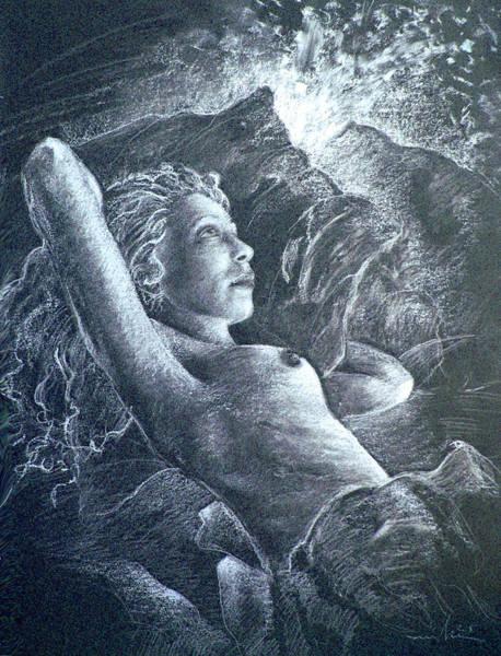 Painting - La Belle Reveuse by Miki De Goodaboom