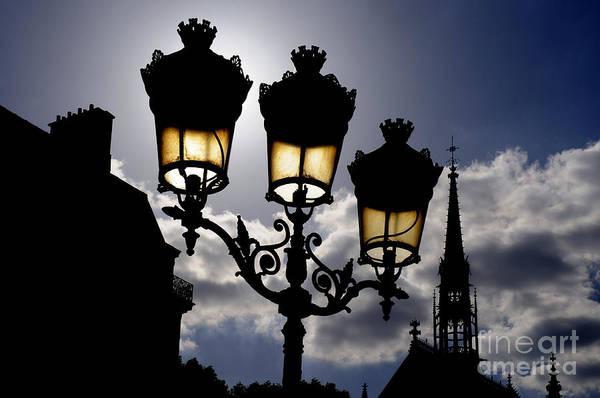 Chapelle Photograph - La Chapelle Paris by Colin Woods