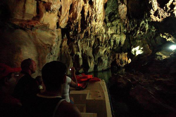 Indio Photograph - La Cueva Del Indio In The Vinales by Logan Mock-Bunting