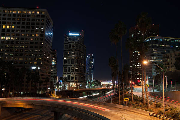 Photograph - La Down Town 2 by Gandz Photography