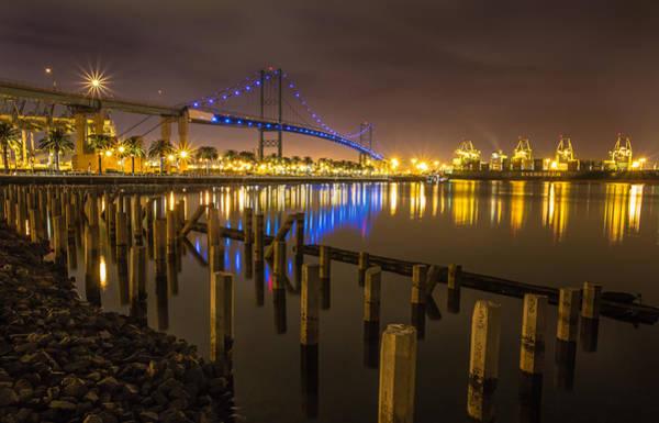 Photograph - L.a Harbor by Tassanee Angiolillo