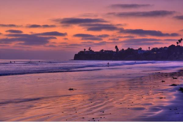Photograph - La Jolla At Sunset by Nathan Rupert