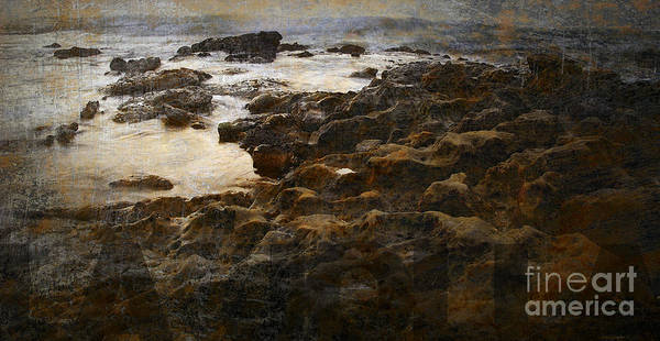 Photograph - La Jolla Beach California by Art Whitton
