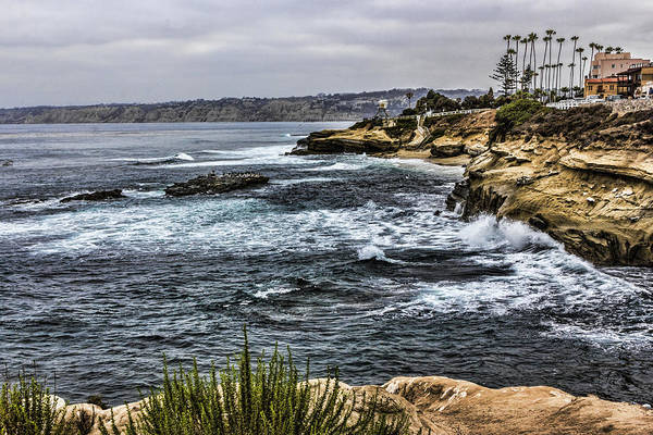 Digital Art - La Jolla Cove by Photographic Art by Russel Ray Photos