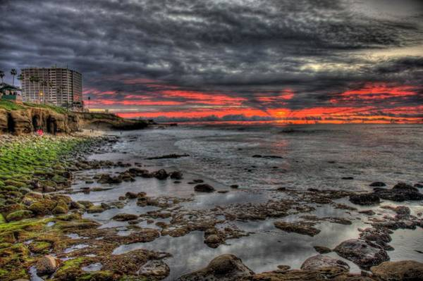Photograph - La Jolla Cove Sunset by Nathan Rupert
