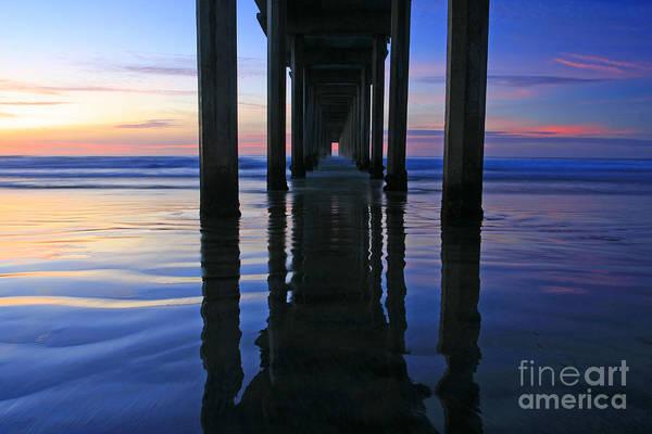Photograph - La Jolla Dream Light by John F Tsumas