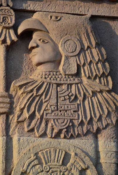 Stone Carving Photograph - La Paz, Mexico Market Sculpture by Mark Williford