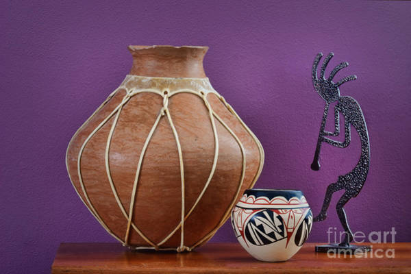 Kokopelli Photograph - La Plata Still Life by Nikolyn McDonald