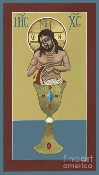 Painting - La Sangre De Cristo 242 by William Hart McNichols