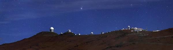 Wall Art - Photograph - La Silla Observatory by Babak Tafreshi/science Photo Library