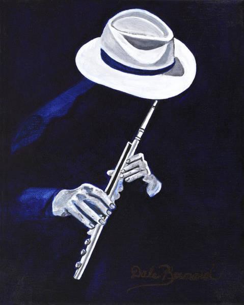 Painting - La Vie En Rose by Dale Bernard