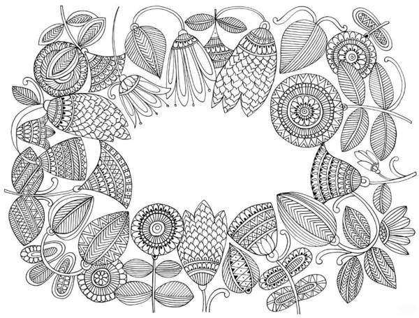 Wall Art - Drawing - Label Pattern 5 by MGL Meiklejohn Graphics Licensing