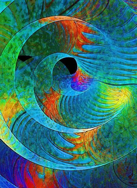 Digital Art - Labyrinth by Amanda Moore