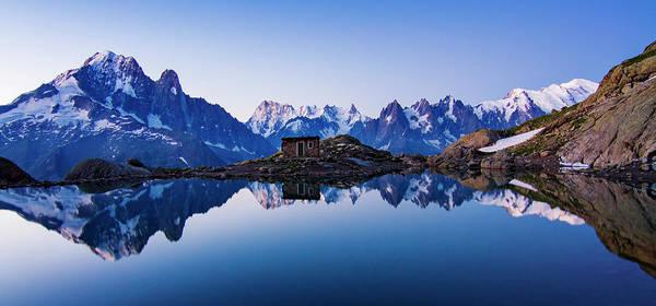 Wall Art - Photograph - Lac Blanc Panorama by Mircea Costina