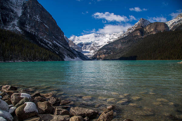 Photograph - Lac Louise  by Kevin  Dietrich