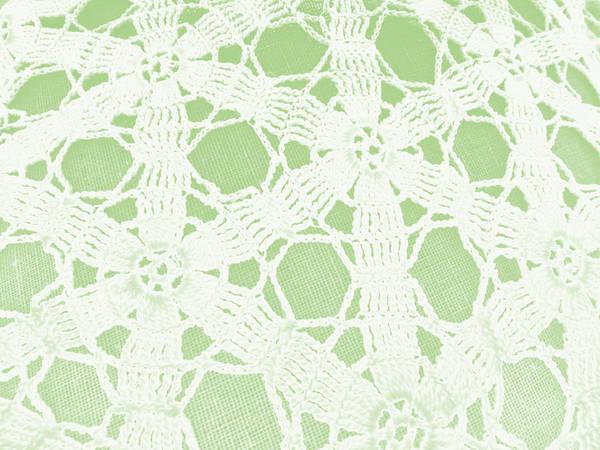 Photograph - Lacey Crochet by Grace Dillon