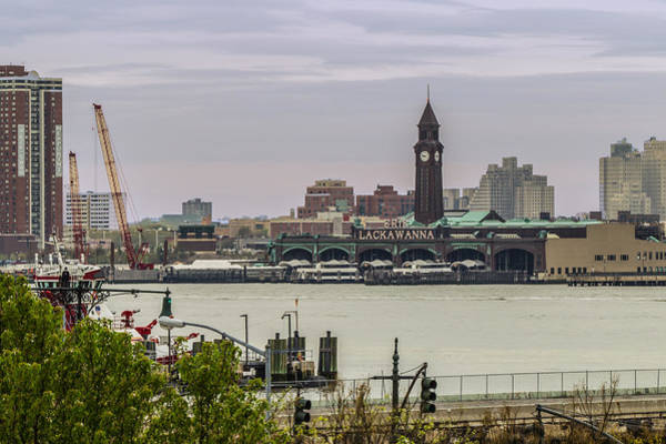Photograph - Lackawana From Across The Hudson by Dave Hahn