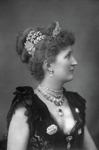Lethbridge Photograph - Lady Carew (c1864-1922) by Granger