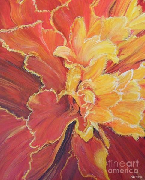 Painting - Lady Ga Ga by Lizi Beard-Ward