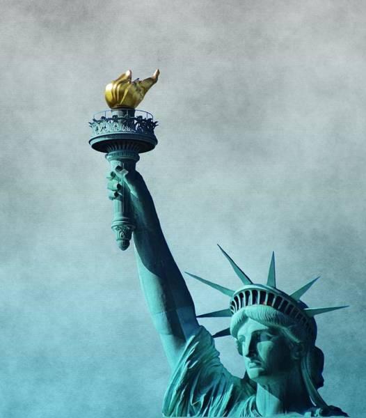 Wall Art - Photograph - Lady Liberty by Dan Sproul