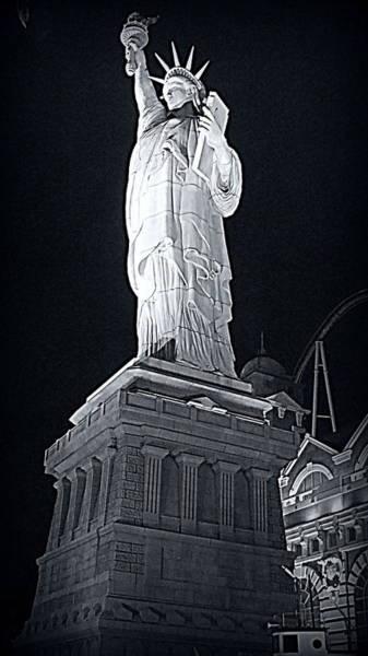 Photograph - Lady Liberty by Kay Novy
