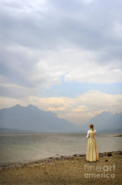 Wall Art - Photograph - Lady On The Beach by Jill Battaglia