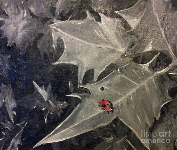 Painting - Ladybird by Abbie Shores