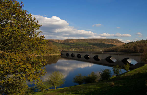 Photograph - Ladybower Reservoir by Pete Hemington